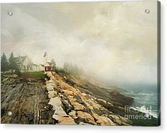 A Morning In Maine 2 Acrylic Print