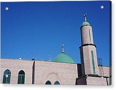 A Mosque Acrylic Print