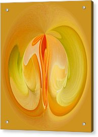 A New Beginning Acrylic Print by Pat Exum