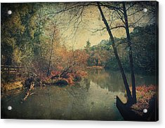 A New Day Another Chance Acrylic Print by Laurie Search