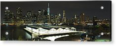 A New York City Night Acrylic Print