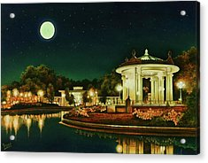 A Night At The Muny Acrylic Print
