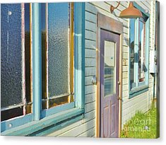 A Painted House Acrylic Print