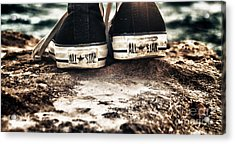 A Pair Of Stars Acrylic Print by Stelios Kleanthous