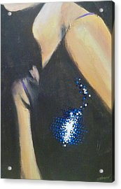 A Paris Night Out Acrylic Print