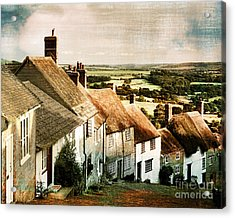 A Past Revisited Acrylic Print