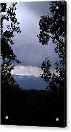 Acrylic Print featuring the photograph A Peek At Heaven by Fortunate Findings Shirley Dickerson