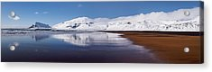 A Perfect Day Acrylic Print by Karsten Wrobel