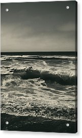 A Permanent Sadness Acrylic Print by Laurie Search