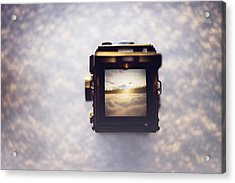 A Photographer's Perspective Acrylic Print by Amber Fite