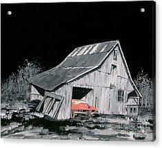 A Picker's Dream Acrylic Print by Reba Brew