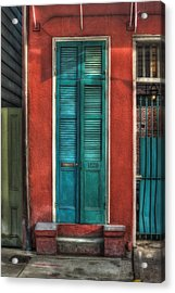 A Place To Call Home Acrylic Print by Brenda Bryant