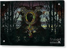 A Quest Acrylic Print