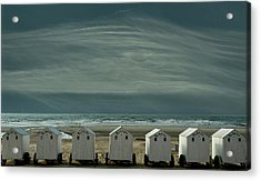 A Quiet Spot By The Sea, Just To 'be' ... Acrylic Print