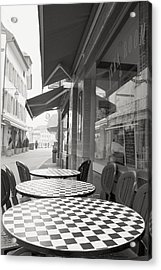 Acrylic Print featuring the photograph A Quiet Sunday by Colleen Williams