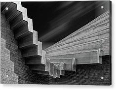 A Roof By Calatrava Acrylic Print