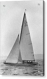A Sailboat Acrylic Print