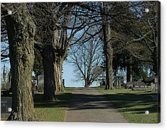 A Shared Vision Acrylic Print by Joseph Yarbrough