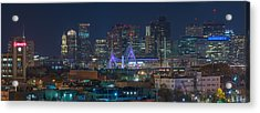 A Somerville View Acrylic Print