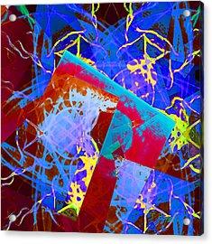 A Star Is Born Acrylic Print by Thomas Bryant