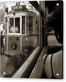 A Streetcar Named Desire Acrylic Print