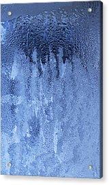 A Sudden Thaw - Art Print Acrylic Print