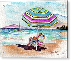 A Sweet Day In Maui Acrylic Print