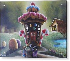 A Sweet Sight Acrylic Print