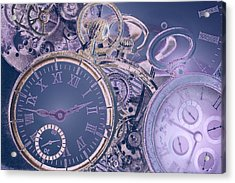 A Time Of Memories A Time Of Forgetting  Acrylic Print