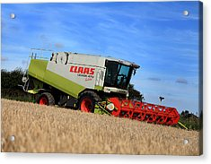 A Touch Of Claas Acrylic Print
