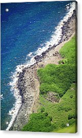 A View Of The Pacific Ocean Acrylic Print