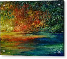 A View To Remember Acrylic Print