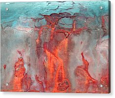 A Vision Of Hell Acrylic Print