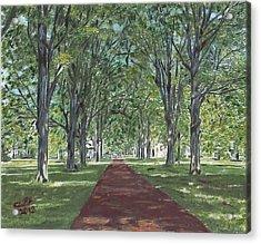Washington Crossing State Park Acrylic Print