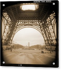 A Walk Through Paris 14 Acrylic Print