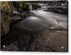 A Waterfall Acrylic Print