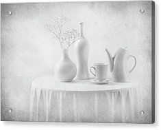 A White Dream Acrylic Print