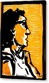 A Woman II Acrylic Print