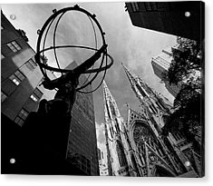 A World Religion Acrylic Print