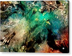 A001 Acrylic Print by Billy Roberts