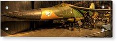 Aardvark F-111 Acrylic Print