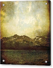 Ab Antiquo I Acrylic Print by Brett Pfister