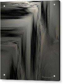 Ab-b-p Acrylic Print