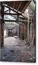 Abandon Warehouse  Acrylic Print
