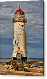 Abandoned Acrylic Print by Adrian Evans