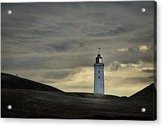 Abandoned Lighthouse Acrylic Print
