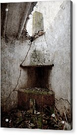 Abandoned Little House 2 Acrylic Print by RicardMN Photography