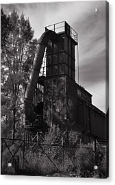 Abandoned Acrylic Print by Marty  Cobcroft