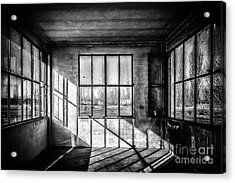 Abandoned Sugar Mill Acrylic Print