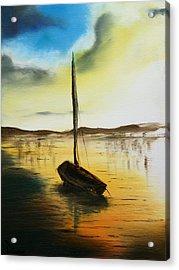 Abandoned Waters Acrylic Print